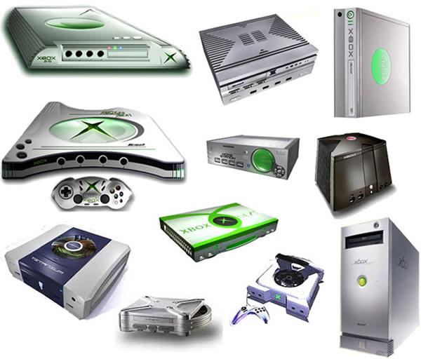 013c206fb Imagens concetuais do que seriam o Xbox 720 e o PlayStation 4